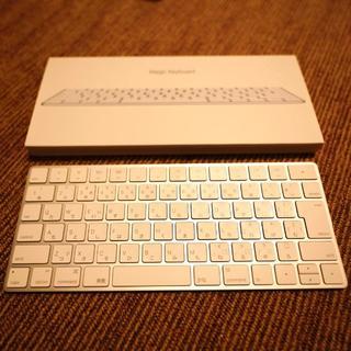 Apple - Magic Keyboard 日本語(JIS)【美品】