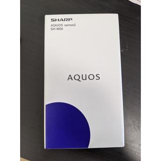 SHARP - SHARP AQUOS sense2 SH-M08 SIMフリー|新品未開封