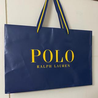ポロラルフローレン(POLO RALPH LAUREN)のラルフローレン紙袋(その他)