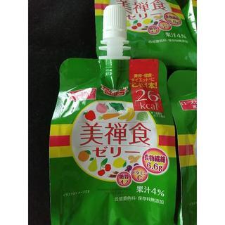 ドクターシーラボ(Dr.Ci Labo)の美禅食ゼリー(ローズピーチ風味)5個/ドクターシーラボ/1食置き換えダイエット(ダイエット食品)