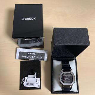 ジーショック(G-SHOCK)の【ほぼ未使用】G-SHOCK GMW-B5000-1JF(腕時計(デジタル))