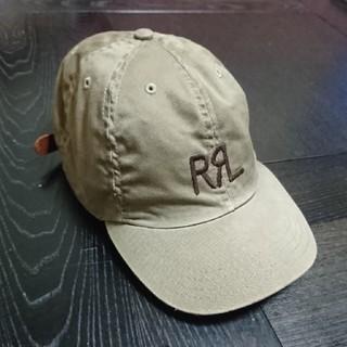 ラルフローレン(Ralph Lauren)のRALPH LAUREN キャップ カーキ色(キャップ)