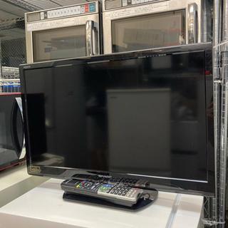 シャープ(SHARP)のシャープ テレビ lc-24k9 2013年製(テレビ)