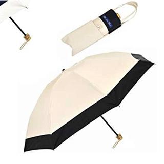 芦屋ロサブラン 折りたたみ 100%遮光日傘 晴雨兼用 人気