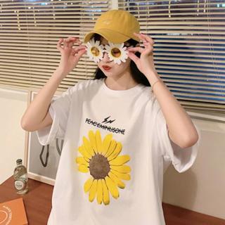 ゴゴシング(GOGOSING)のTシャツ 韓国ファッション ビッグシルエット(Tシャツ(半袖/袖なし))