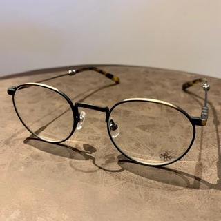 Chrome Hearts - 新品 正規品 Chrome hearts クロムハーツ JUCIFER 鼈甲眼鏡