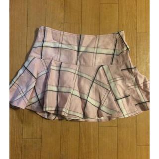 リズリサ(LIZ LISA)のミニスカート ピンク リズリサ(ミニスカート)