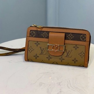 LOUIS VUITTON - ルイヴィトン ジッピー・ドーフィーヌ 長財布