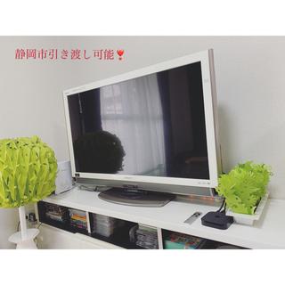 シャープ(SHARP)のSHARP 40インチ液晶テレビ 録画可能内蔵ブルーレイドライブ付き(テレビ)