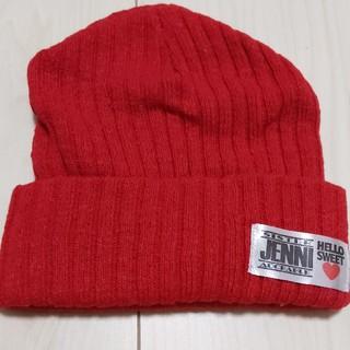 ジェニィ(JENNI)の女子 ニット帽(帽子)