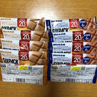 ユーハミカクトウ(UHA味覚糖)のUHA 味覚糖 プロテインバー SIX PACK  2種類(プロテイン)