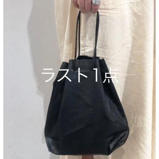 TODAYFUL - TODAYFUL 大人気 ソフトレザーポーチ 黒