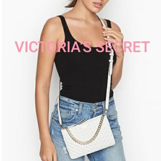 Victoria's Secret - ヴィクトリアシークレット クロスボディバック ホワイト