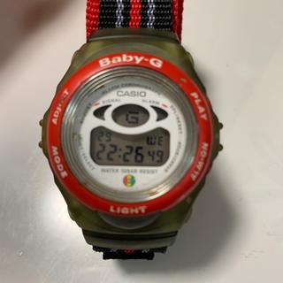 ベビージー(Baby-G)のBaby-G  稼動品 (腕時計(デジタル))