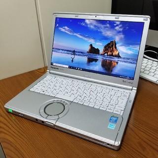 Panasonic - 美品 レッツノート CF-SX3 SSD128GB office