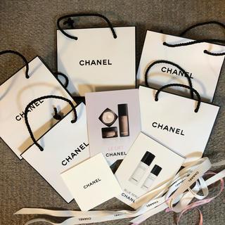シャネル(CHANEL)のCHANEL SHOP袋(ショップ袋)