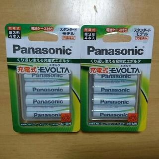 Panasonic - パナソニック 充電式 エボルタ 充電池 単3