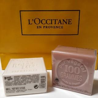L'OCCITANE - L'OCCITANE ボンメールソープ(化粧石けん)