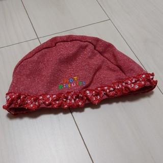ホットビスケッツ(HOT BISCUITS)の水着 帽子 女子フリー(水着)