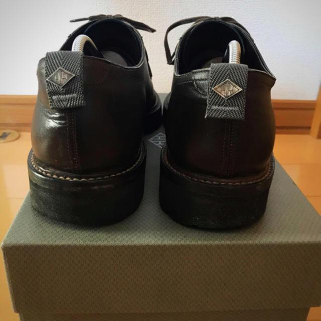 Alden(オールデン)の干場 WH プレーントゥー 革靴 メンズの靴/シューズ(ドレス/ビジネス)の商品写真