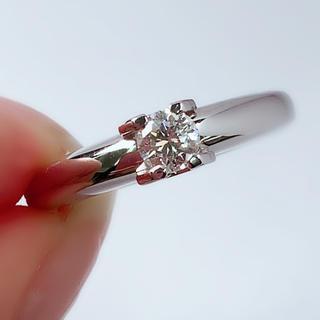 Cartier - カルティエ  ソリテール Cartier 指輪 Cドゥ ダイヤ 750 #49