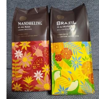 タリーズコーヒー(TULLY'S COFFEE)のタリーズコーヒー マンデリン ブラジル(コーヒー)