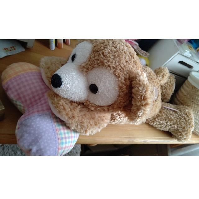 ダッフィー(ダッフィー)のダッフィー抱き枕 エンタメ/ホビーのおもちゃ/ぬいぐるみ(キャラクターグッズ)の商品写真