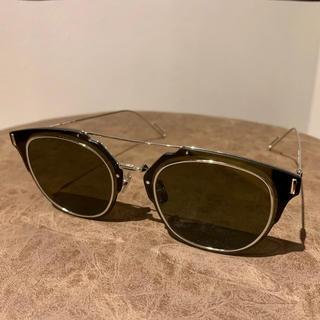 クリスチャンディオール(Christian Dior)の新品 正規品 Dior ディオール COMPOSIT1 F サングラス ブラック(サングラス/メガネ)