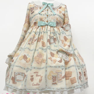 Angelic Pretty - Angelic Pretty Cream Cookie CollectionOP