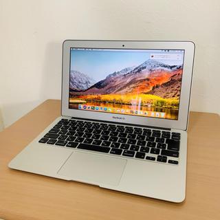 Apple - 【美品】充放電回数41回 Mac Book  Air