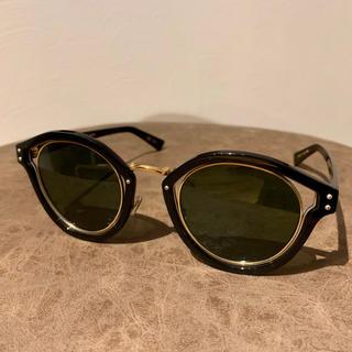クリスチャンディオール(Christian Dior)の新品 正規品 Dior ディオール ELLIPTIC FU2 サングラスブラック(サングラス/メガネ)