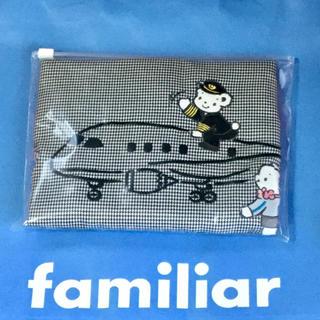 familiar - 【新品未使用品】ファミリア×アナ コラボ レッスンバッグ ※完売品※