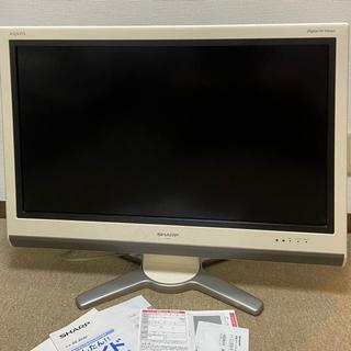 アクオス(AQUOS)のSHARP(シャープ)液晶テレビ(32インチ)LC-32D10 世界の亀山モデル(テレビ)
