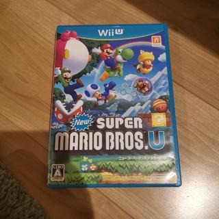 ウィーユー(Wii U)のNew スーパーマリオブラザーズ U Wii U(家庭用ゲームソフト)