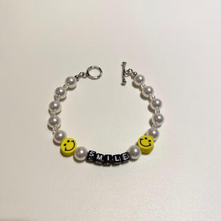 KAPITAL - pearl beads bracelet パールビーズブレスレット