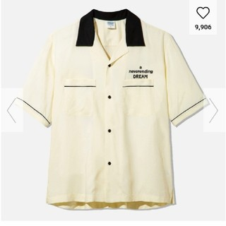 GU - GU×STUDIO SEVEN オープンカラーシャツ