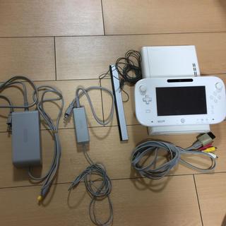 ウィーユー(Wii U)のwiiu本体セット(家庭用ゲーム機本体)