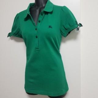バーバリー(BURBERRY)のBURBERRY BLULABELポロシャツ(ポロシャツ)