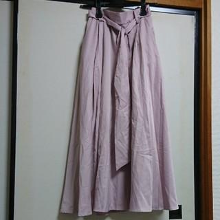 神戸レタス - リボンベルトスカート