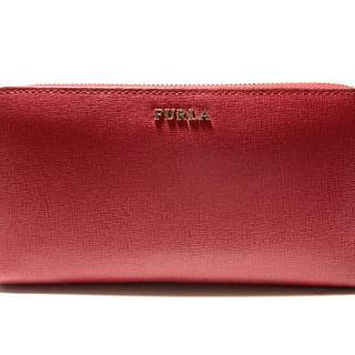 Furla - フルラ 札入れ美品  - レッド レザー
