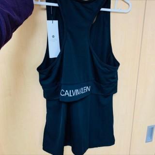 カルバンクライン(Calvin Klein)のカルバンクライン タンクトップ Sサイズ♡新品タグ付き(タンクトップ)