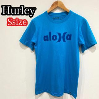 Hurley - Hurley Tシャツ ブルー Sサイズ