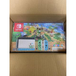 Nintendo Switch - Nintendo Switch どうぶつの森 同封版