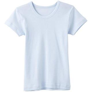 グンゼ(GUNZE)の[グンゼ] お子様用インナーシャツ ・クルーネック  お得な2着セット(Tシャツ/カットソー)