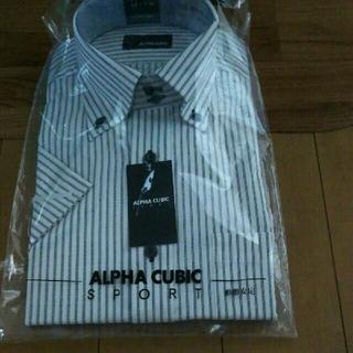 アルファキュービック(ALPHA CUBIC)のアルファキュービックのワイシャツ(シャツ)