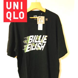 ユニクロ(UNIQLO)の新品ユニクロ×ビリーアイリッシュ×村上隆 コラボTシャツXLサイズ(Tシャツ/カットソー(半袖/袖なし))