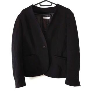 バーニーズニューヨーク(BARNEYS NEW YORK)のバーニーズ ジャケット サイズ 美品  - 黒(その他)