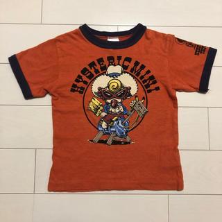 ヒステリックミニ(HYSTERIC MINI)のヒステリックミニ ヒスミニ Tシャツ 95 半袖(Tシャツ/カットソー)