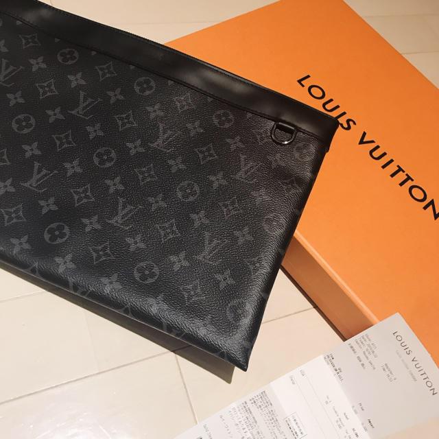 LOUIS VUITTON(ルイヴィトン)のLouisVuitton バッグ  メンズのバッグ(セカンドバッグ/クラッチバッグ)の商品写真
