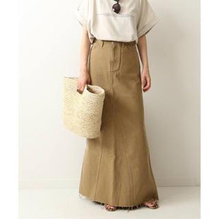 Plage - Plage 【Healthy denim/ヘルシーデニム】スカート 38サイズ